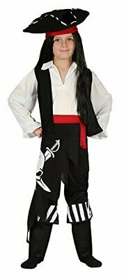 YOU LOOK UGLY TODAY Boy's Classic Pirate Halloween Party Dress-up Costume Cosp..