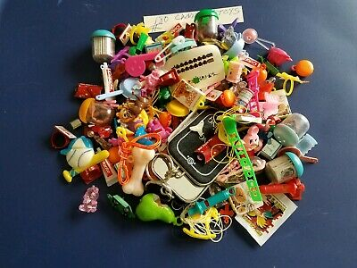 Vintage Gumball/Vending/Dime Store Charms/Toys Lot Of 180