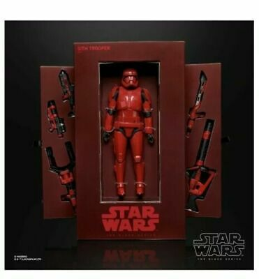 PRESALE SDCC 2019 Hasbro Star Wars: The Black Series 6 Inch Sith Trooper CONFIRM