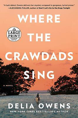 Where the Crawdads Sing,Hardcover