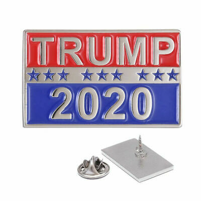 Hot Sale Donald Trump For President 2020 Republican Metal Pin