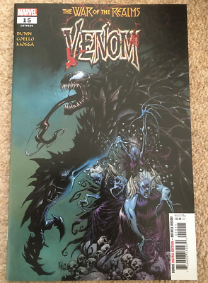Venom 15 [Secret Blood Variant | The War of the Realms]