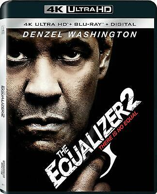 The Equalizer 2 (4K Ultra HD Blu-ray Disc, 2019)