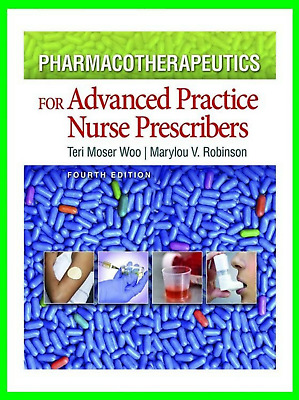 Pharmacotherapeutics for Advanced  Practice Nurse Prescribers   (P.D.F)