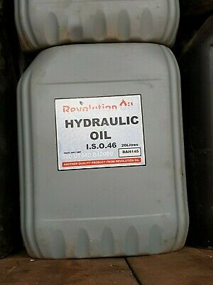 Revolution I.S.O.46 Hydraulic Oil - 20L