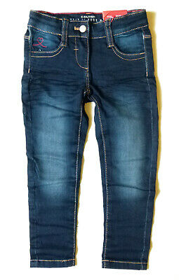 s.Oliver Mädchen Stretch Jeans Modell Skinny Kathy Reg Fit in blue denim 0470