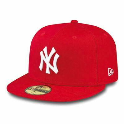 New Era 59 Fifty New York Yankees Red T56765/ Caps and hats Male Red New era