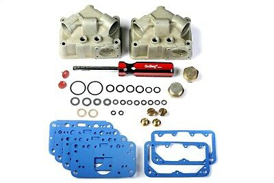 Holley 3424 Fuel Bowl Kit