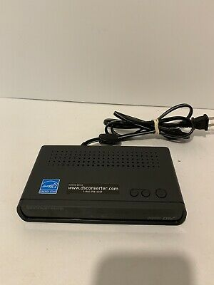 Digital Stream Analog DTV Converter Box DTX9950, With cables/No remote Tested