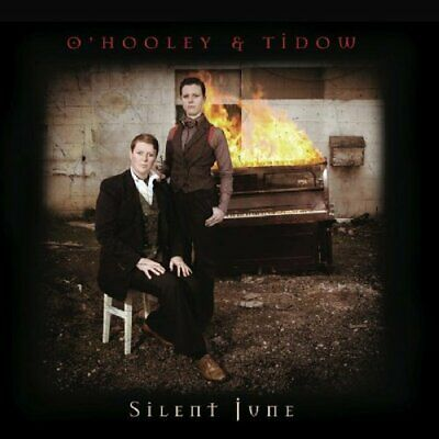 O?Hooley And Tidow-Silent June CD NEW