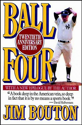 ♨♨ Ball Four - Jim Bouton book (PDF)📧 Fast Delivery ☇🔥🔥🔥