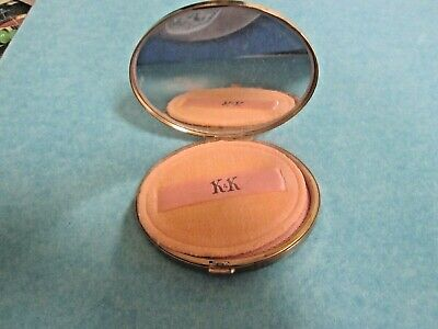 VINTAGE  Ladies Compact Case   - Mother of Pearl - Wonderful Condition  K K