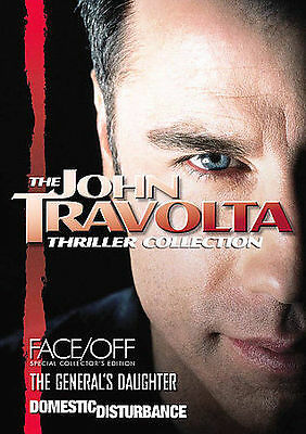 The John Travolta Thriller Collection (DVD, 2007, Multi-Disc Set)