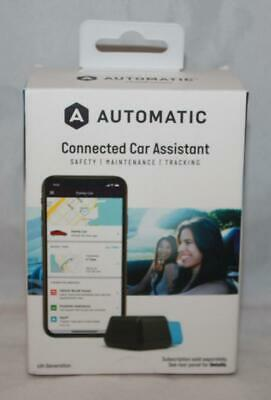 Automatic - Connected Car Assistant Adapter and Service - Blue AUT-450C