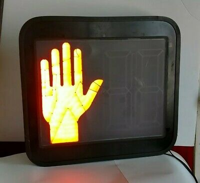 DIALIGHT  Programmable Pedestrian Crosswalk Traffic Signal Light 430-6479-001X