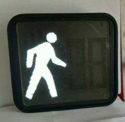 GE PS7 Pedestrian LED Traffic Crossing Sign Crosswalk Signal with Countdown