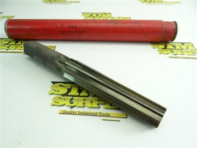 Nice! Cleveland Hss Straight Shank Finishing Reamer #3