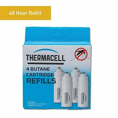 Thermacell Mosquito Repellent Fuel-Only Refills, 4-Pack