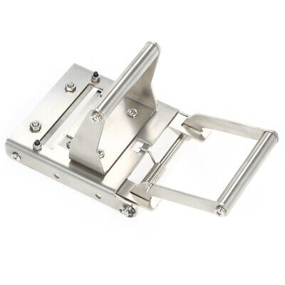 Stainless Steel Manual Edge Banding Machine Trimmer End Cutting Device Edge A1W7