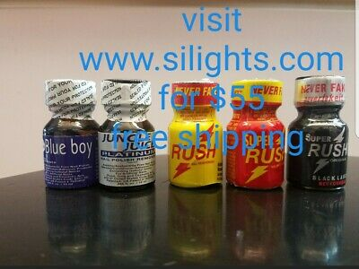 Rush Cleaning Solvent ( 5 Pack Special ) Free Shipping