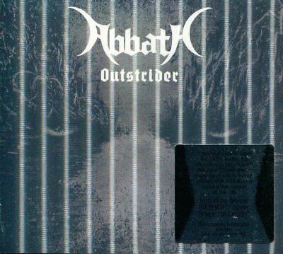 ABBATH Outstrider DIGIBOX CD