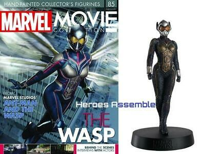 Marvel Movie Collection #85 Wasp Figurine Eaglemoss Ant-Man New