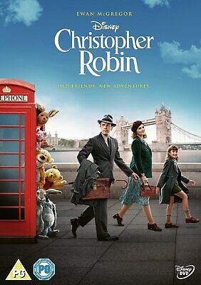 Disney's Christopher Robin DVD