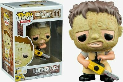 Exclusive POP Movies The Texas Chainsaw Massacre Leatherface #11 POP Doll