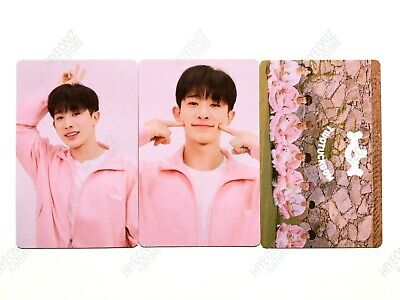 Twotuckgom X Monsta X Photocard Photo Card Special 15Ea Full Collection