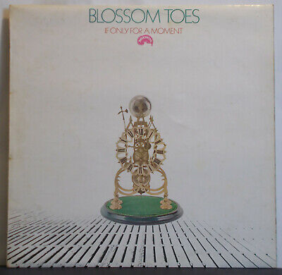 BLOSSOM TOES If Only For A Moment Original UK LP Marmalade Prog Psych BB Blunder