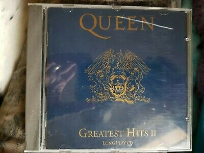 Queen Greatest  Hits II - Long Play CD