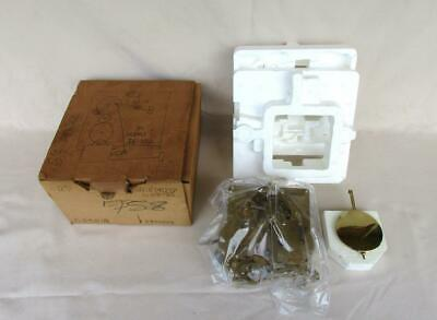 Franz Hermle Model 351-020 Clock Movement With Pendulum New In The Box