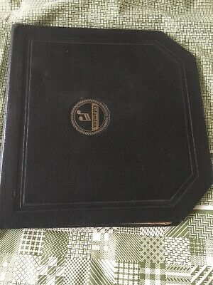 "Vintage 10"" Record Album 78s Columbia"