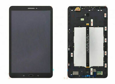 Samsung Galaxy Tab A 10.1 2016 SM-T580 T585 LCD Touch Digitizer Assembly Black