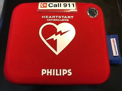4-YEAR PHILIPS HEARTSTART Home Automated External