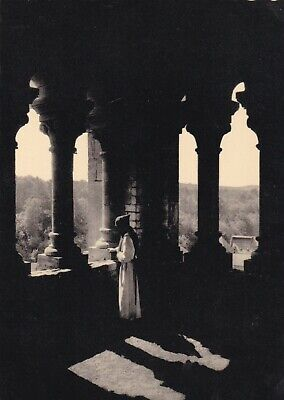 carte postale  abbaye notre dame d orval