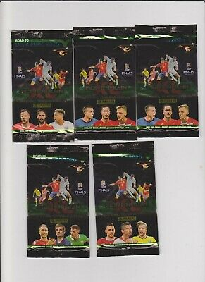 Panini - Road to UEFA EURO 2020 Trading Card Packs - Brand New x 5