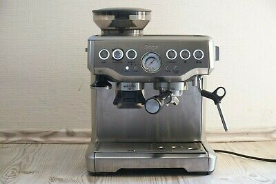"Sage ""BES875"" Espresso Maschine The Barista Express"