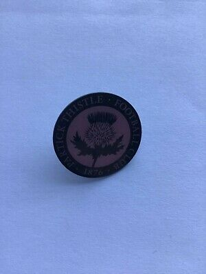 Partick Thistle Football Club Badge