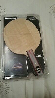 Yasaka Allround Plus Table Tennis Blade Anatomic Handle