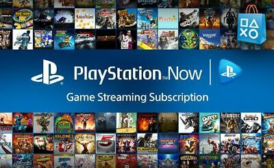 PS NOW 1 Month (4x7 days) - PlayStation Now PS4 PC {Instant Delivery} Read below
