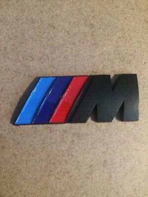 Bmw M Sport Black Badge Emblem