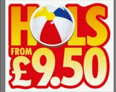 The Sun Holidays Online Booking Codes £9.50 ALL 10 Token Codewords Fast Delivery