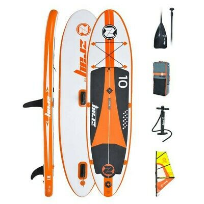 Stand Up Paddle Zray Sup W1 plus Voile