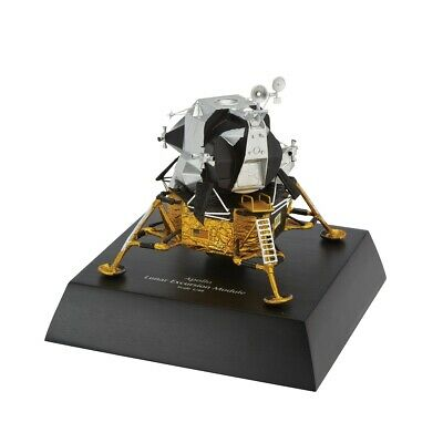 NASA Apollo Lunar Excursion Module LEM Desk Display Space 1/48 ES Moon Model
