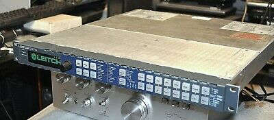 Leitch/Harris Model X75 Multiple Path Converter, Synchronizer School Surplus