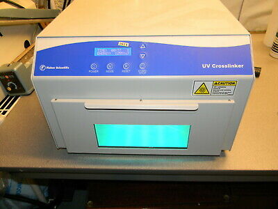 Fisher Scientific UV Crosslinker 13-245-221, 115 V 60 HZ, Five 254nm Bulbs
