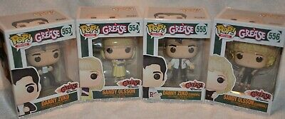 Funko Pop Lot: Movies · Grease · Brand New
