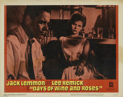 16mm DAYS OF WINE AND ROSES-1962. Blake Edwards drama Feature Film.