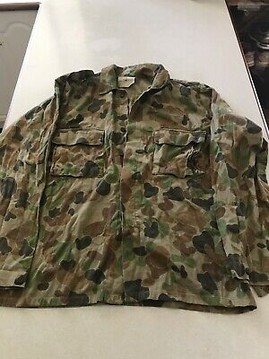 Australian Army Issued Authentic old style Auscam DPCU shirt Field Jacket